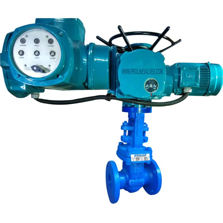 Electrically operated valves manufacuturer exporter for Motor operated butterfly valve