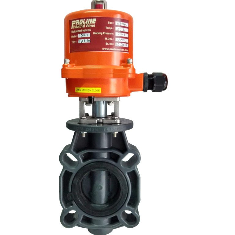 Motorized upvc butterfly valve suppliers manufacturers for Motor operated butterfly valve